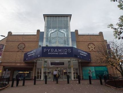 Photo of 22 Borough Pavement, Pyramids Shopping Centre