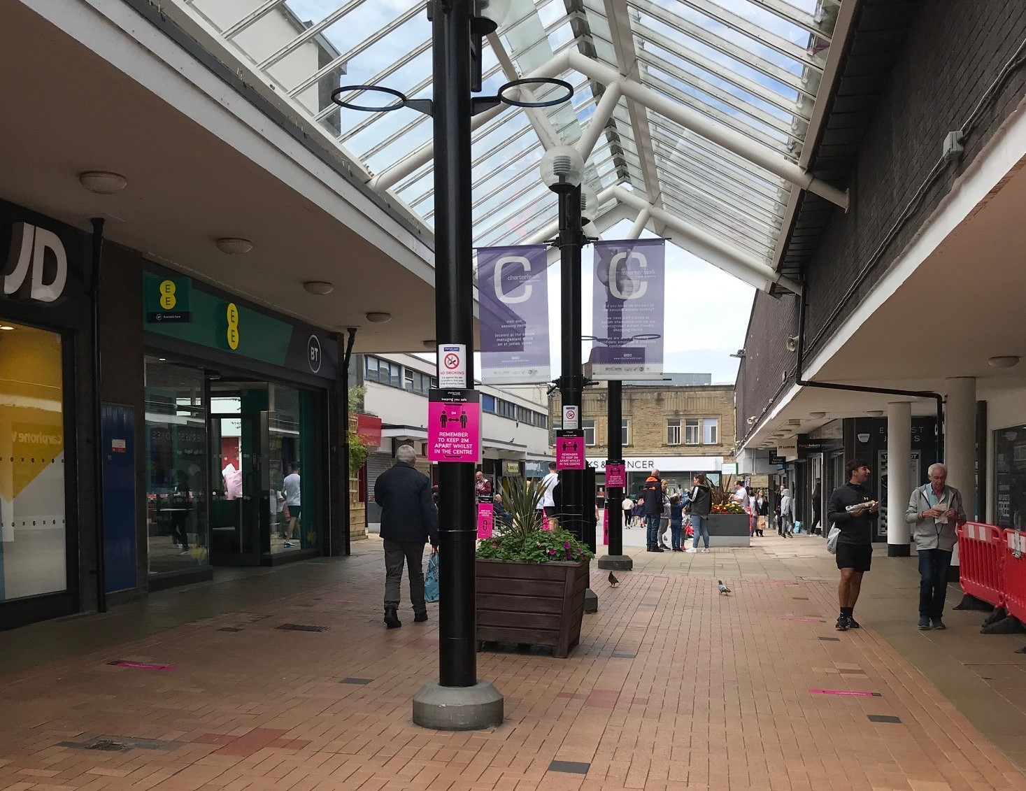 Photo of 13-15 Curzon Street, Charter Walk Shopping Centre
