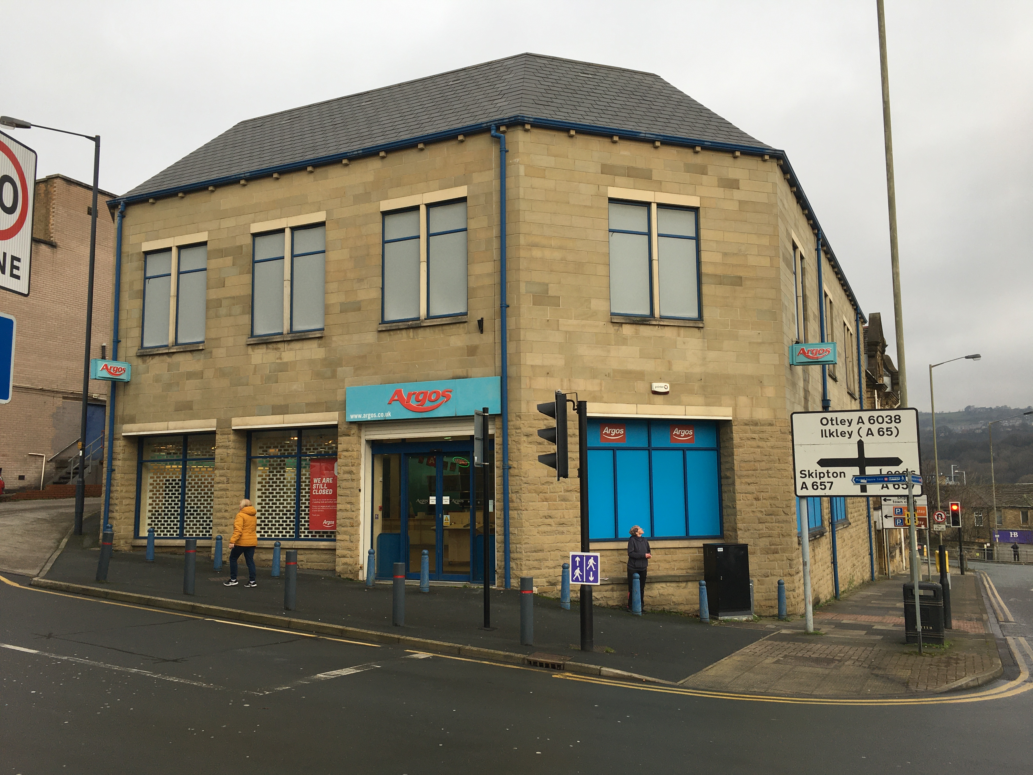 Photo of Bank Street BD18 3PS