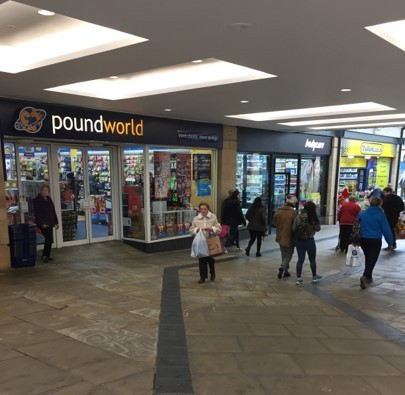 Photo of 3 Cornmarket, Marketgate Shopping Centre