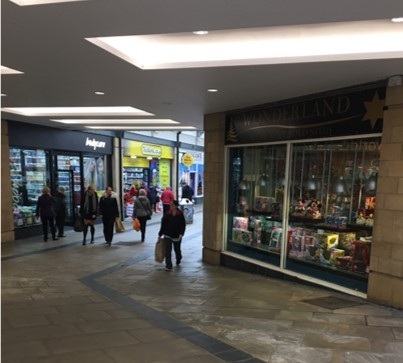 Photo of 2 Cornmarket, Marketgate Shopping Centre