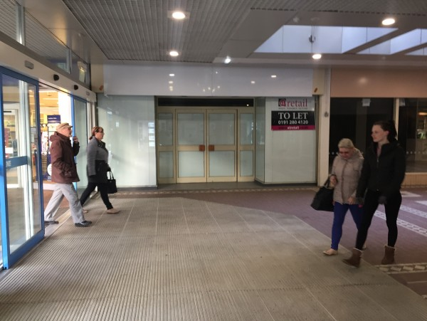 Photo of Unit 28 The Chare, Castle Dene Shopping Centre