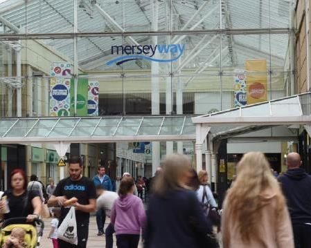 Photo of Merseyway Shopping Centre