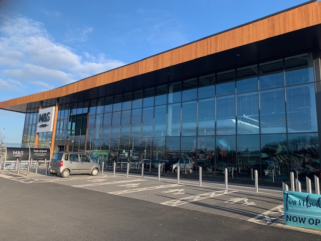 Photo of Willowburn Retail Park , Willowburn Avenue