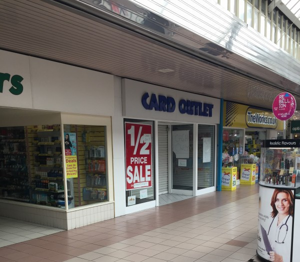 Photo of 61 Medway, Strand Shopping Centre