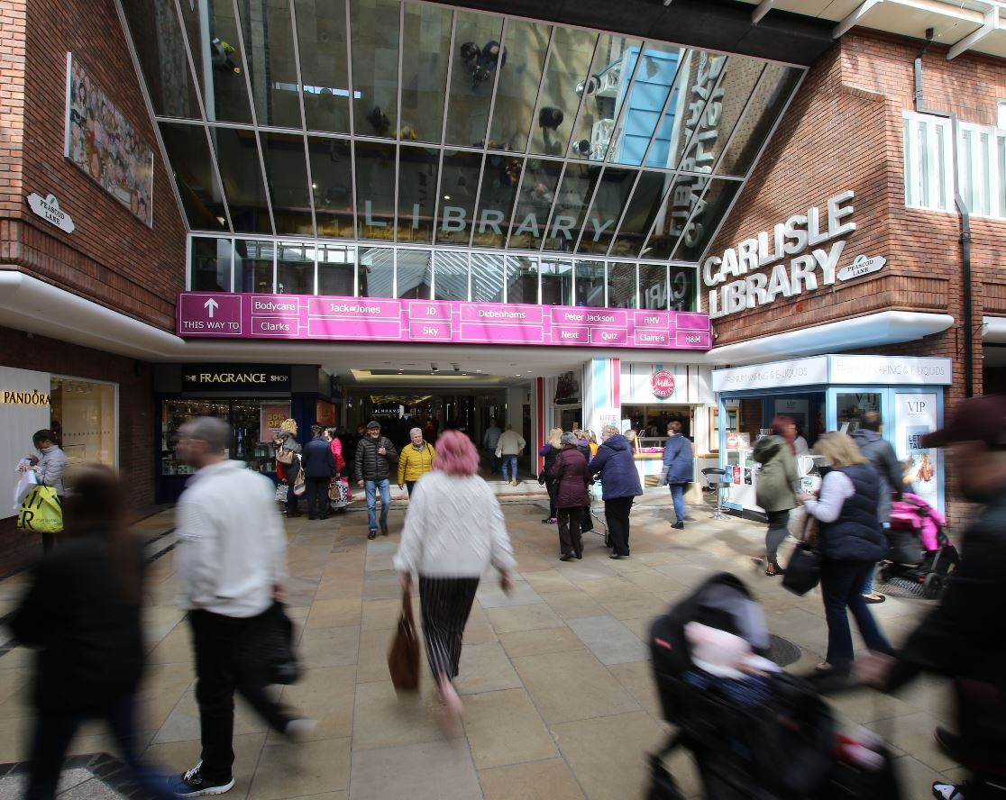Photo of 20 Globe Lane, The Lanes Shopping Centre