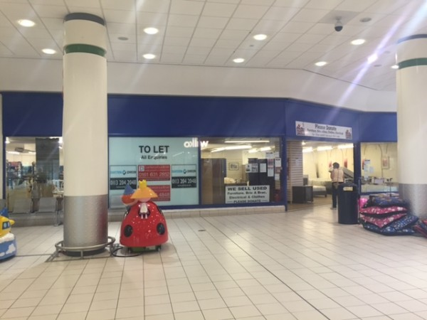 Photo of Unit 10, Newgate Shopping Centre