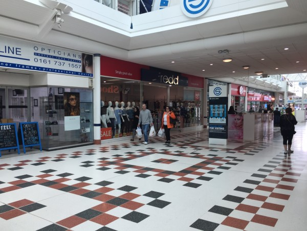 Photo of 58-59 Fitzgerald Way, Salford Shopping Centre