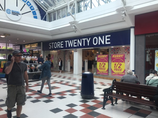 Photo of 87-88 Raven Way, Salford Shopping Centre