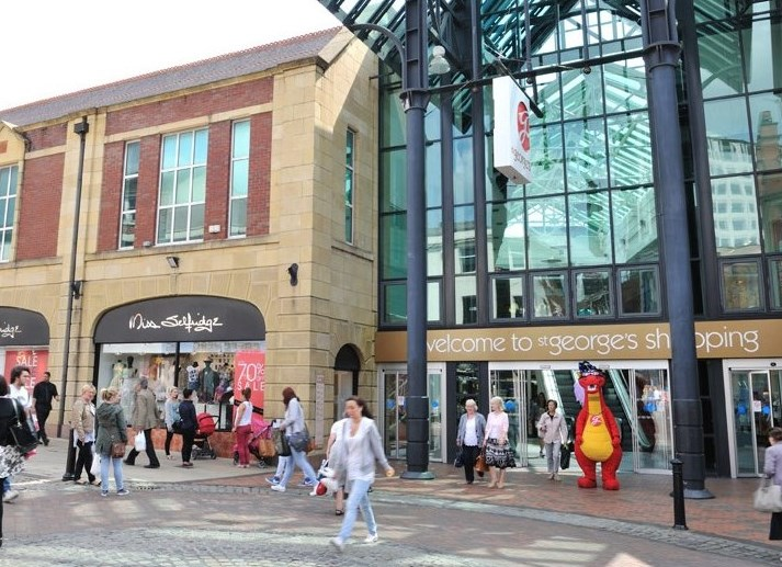 Photo of 7 Friargate, St Georges Shopping Centre